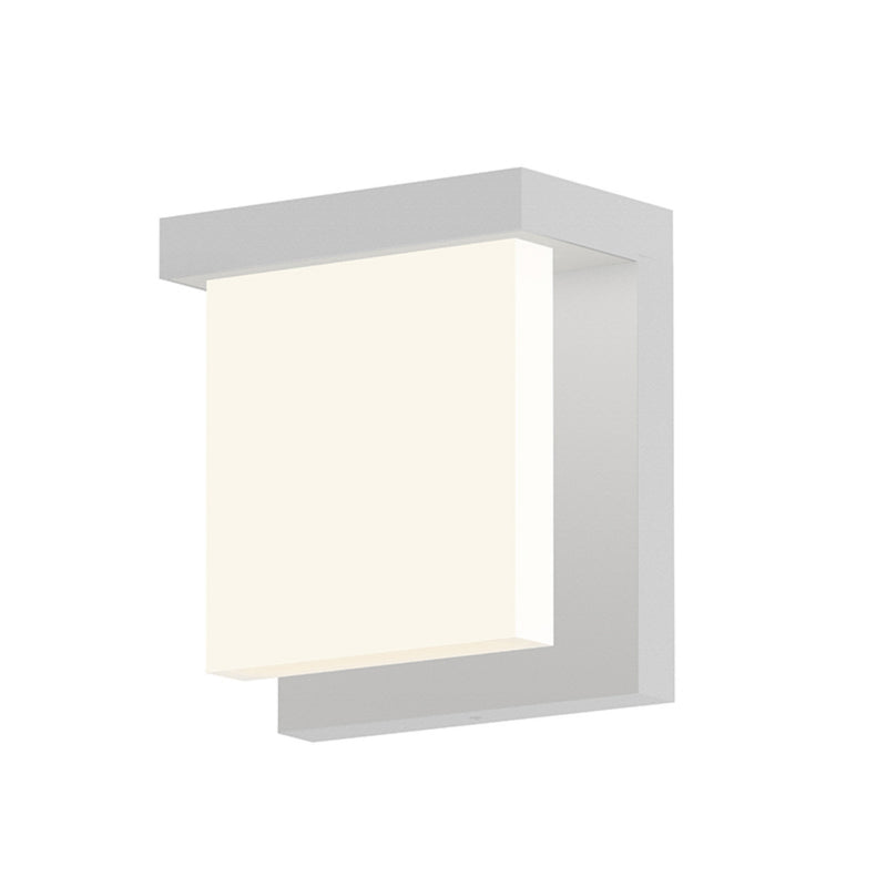 Sonneman 7275.98-WL Glass Glow LED Sconce in Textured White