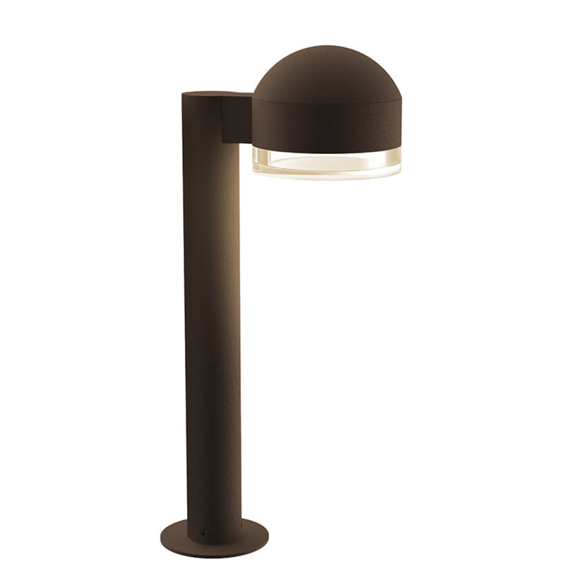 "Sonneman 7303.DC.FH.72-WL REALS 16"" LED Bollard in Textured Bronze"