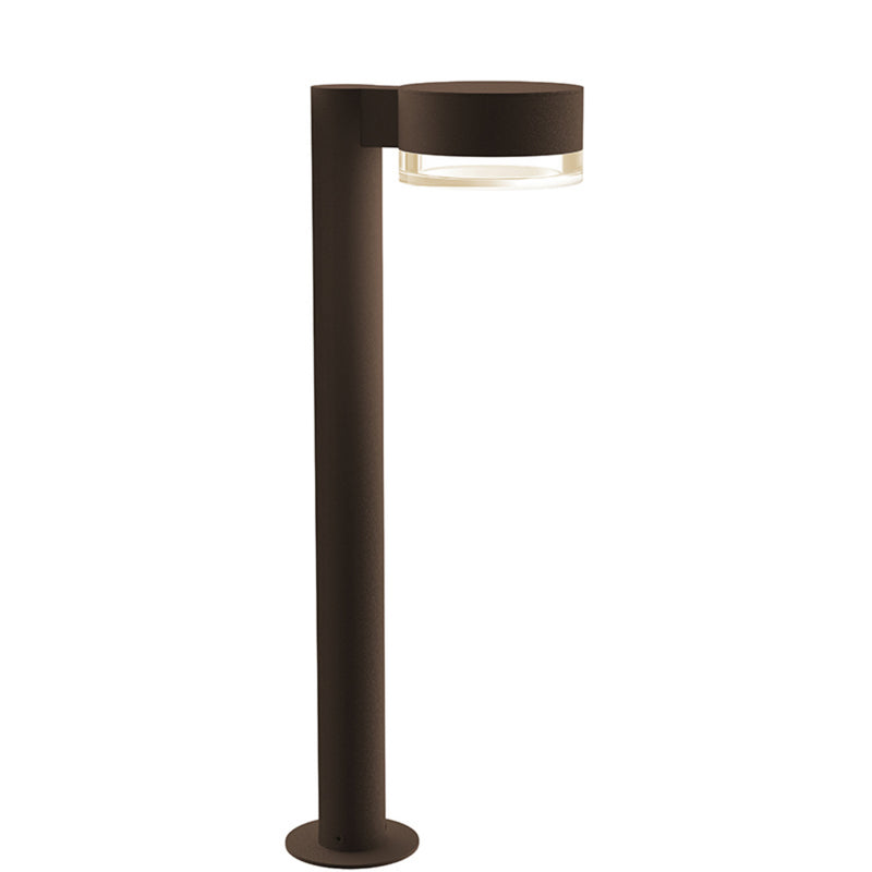 "Sonneman 7304.PC.FH.72-WL REALS 22"" LED Bollard in Textured Bronze"