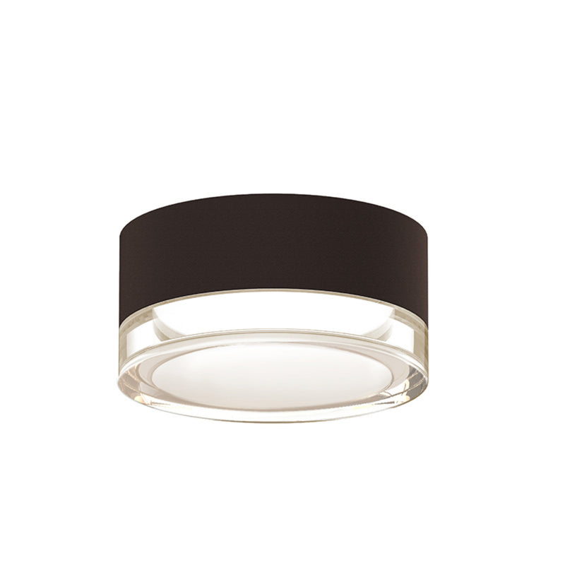 Sonneman 7309.XX.FH.72-WL REALS LED Surface Mount in Textured Bronze
