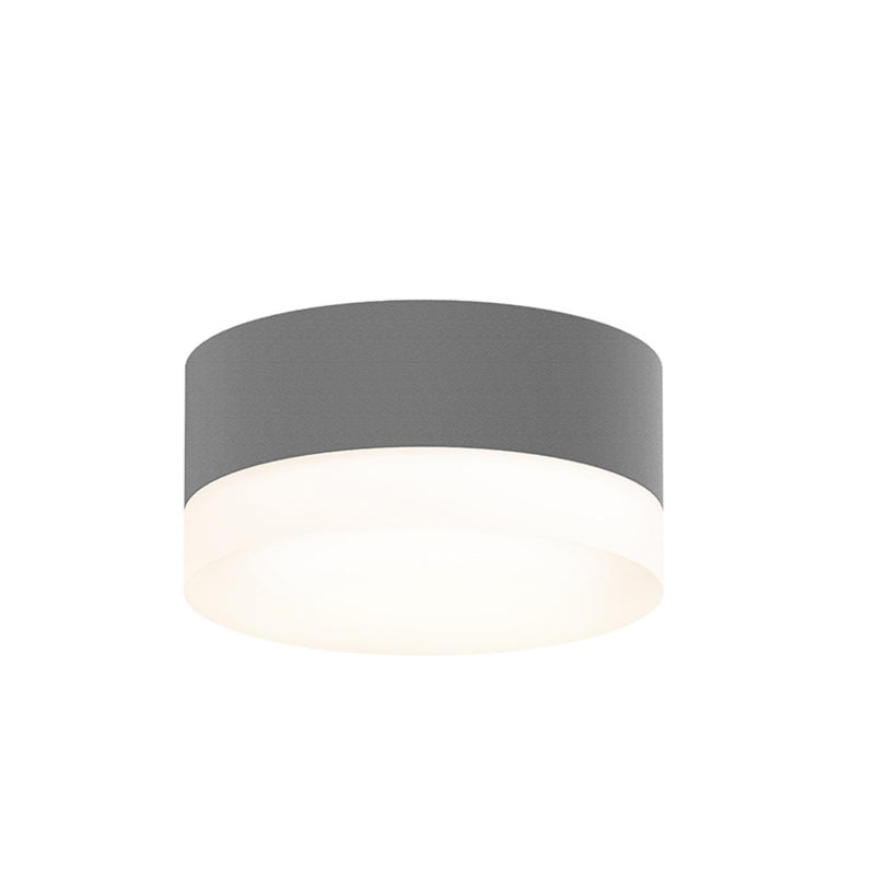 Sonneman 7309.XX.FW.74-WL REALS LED Surface Mount in Textured Gray