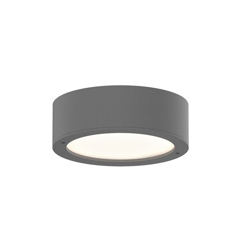 Sonneman 7309.XX.PL.74-WL REALS LED Surface Mount in Textured Gray