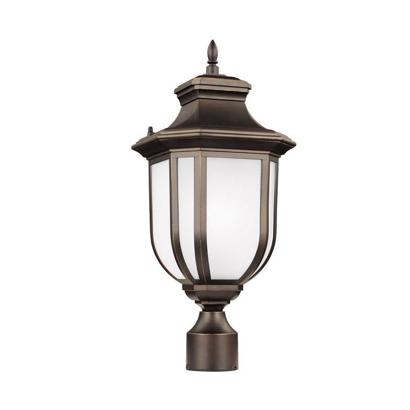 Generation Lighting 8236301-71 Sea Gull Childress 1 Light Outdoor Light in Antique Bronze