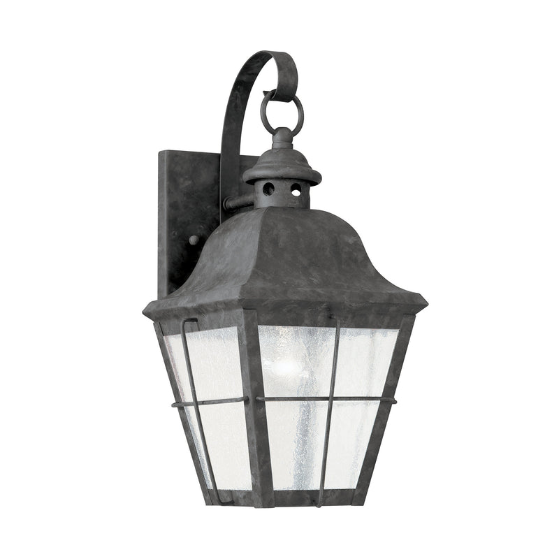 Generation Lighting 8462-46 Sea Gull Chatham 1 Light Outdoor Light in Oxidized Bronze