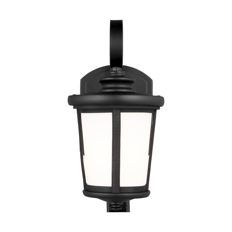 Generation Lighting 8519301-12 Sea Gull Eddington 1 Light Outdoor Light in Black