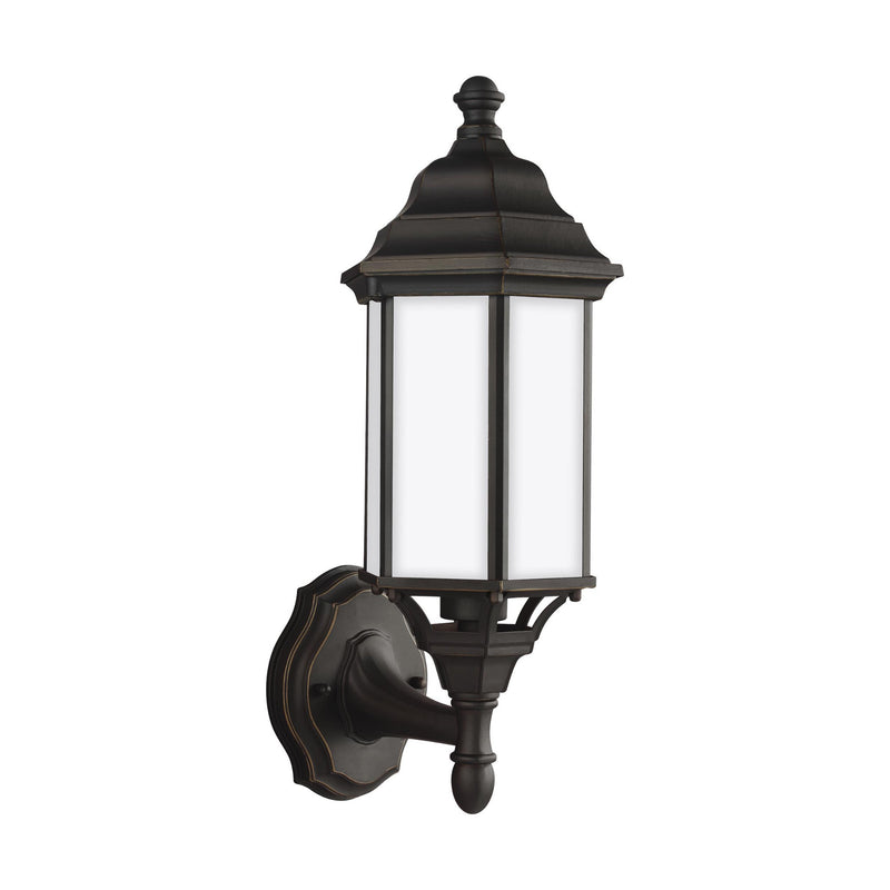 Generation Lighting 8538751-71 Sea Gull Sevier 1 Light Outdoor Light in Antique Bronze
