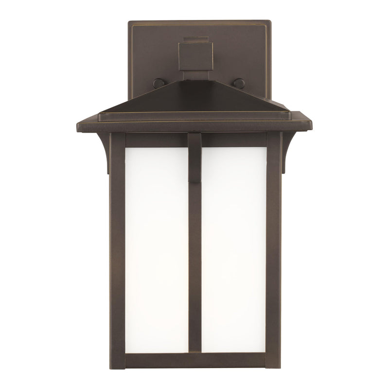 Generation Lighting 8552701-71 Sea Gull Tomek 1 Light Outdoor Light in Antique Bronze