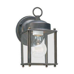 Generation Lighting 8592-71 Sea Gull New Castle 1 Light Outdoor Light in Antique Bronze
