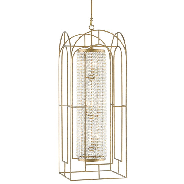 Currey and Company 9000-0645 Elspeth Chandelier in French Gold