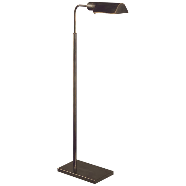 Visual Comfort 91025 BZ Studio VC Studio Adjustable Floor Lamp in Bronze