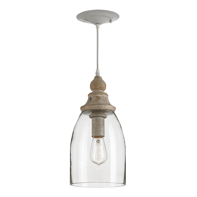 Currey and Company 9716 Anywhere Pendant in Natural