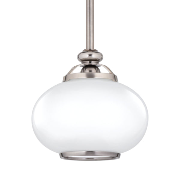 Hudson Valley Lighting 9809-ON Canton 1 Light Pendant in Old Nickel