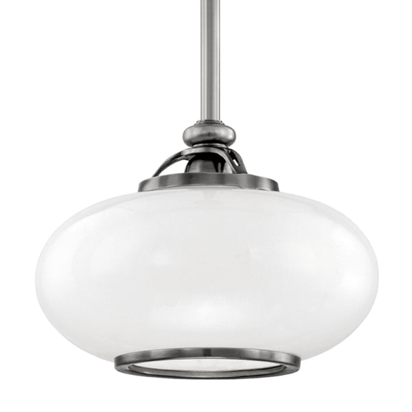 Hudson Valley Lighting 9815-ON Canton 1 Light Pendant in Old Nickel