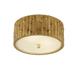 Visual Comfort AH 4004G-FG Alexa Hampton Frank Small Flush Mount in Gild