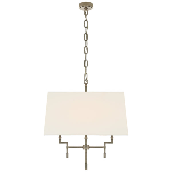 Visual Comfort AH 5305AN-L Alexa Hampton Casual Jane Medium Hanging Shade in Antique Nickel