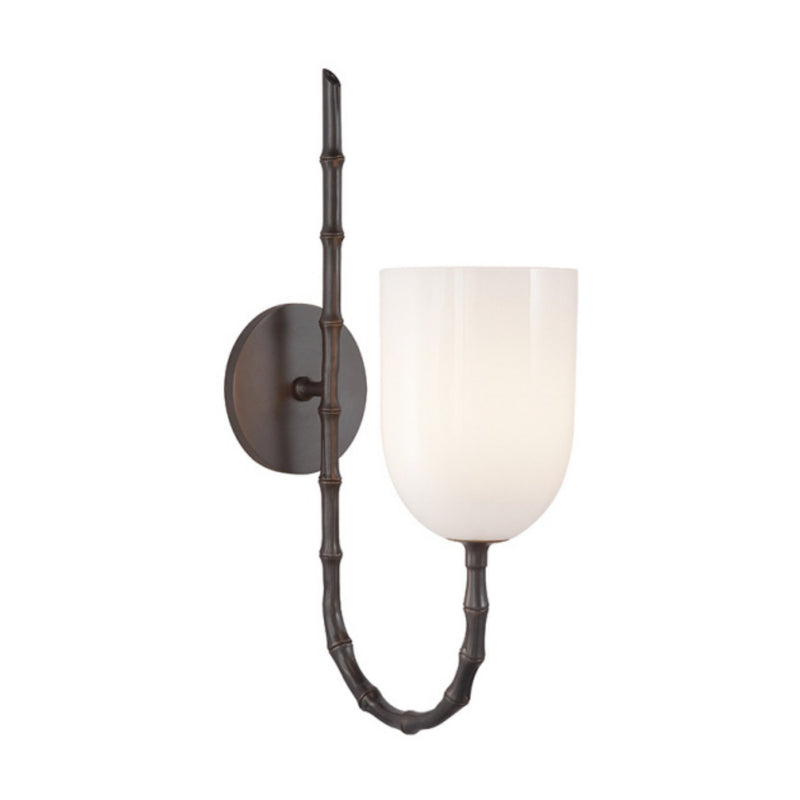 Visual Comfort ARN 2000BZ-WG AERIN Edgemere Wall Light in Bronze