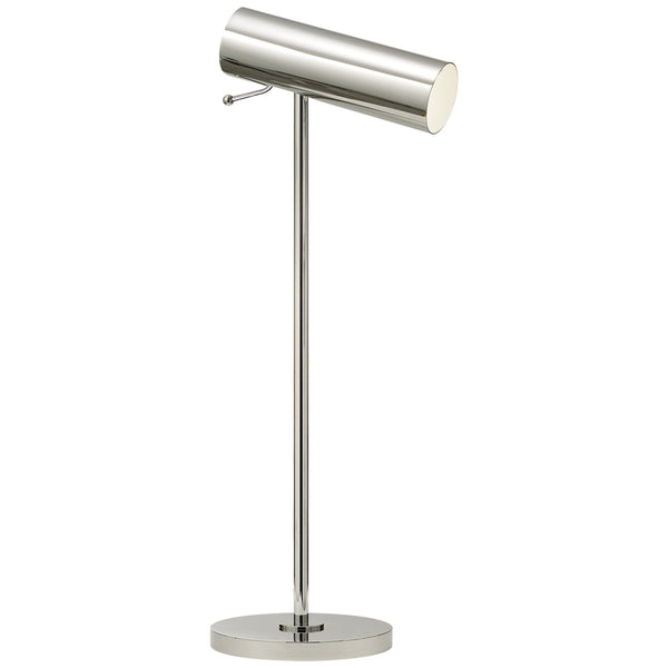 Visual Comfort ARN 3042PN AERIN Lancelot Pivoting Desk Lamp in Polished Nickel