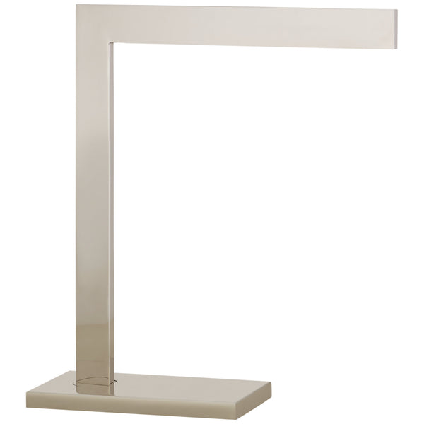 Visual Comfort ARN 3045PN AERIN Modern Lecce Desk Lamp in Polished Nickel