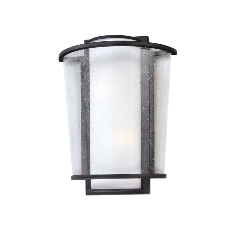 Troy Lighting B1351FBZ Bennington 2lt Wall Sconce Small in Hand-Worked Iron