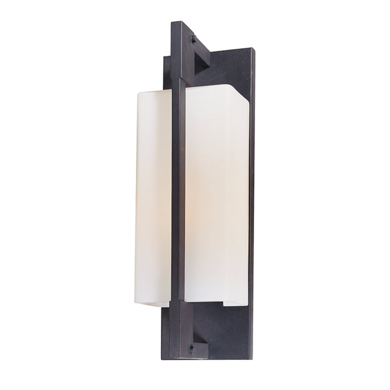 Troy Lighting B4016FI Blade 1lt Wall Bracket Medium in Hand-Worked Iron