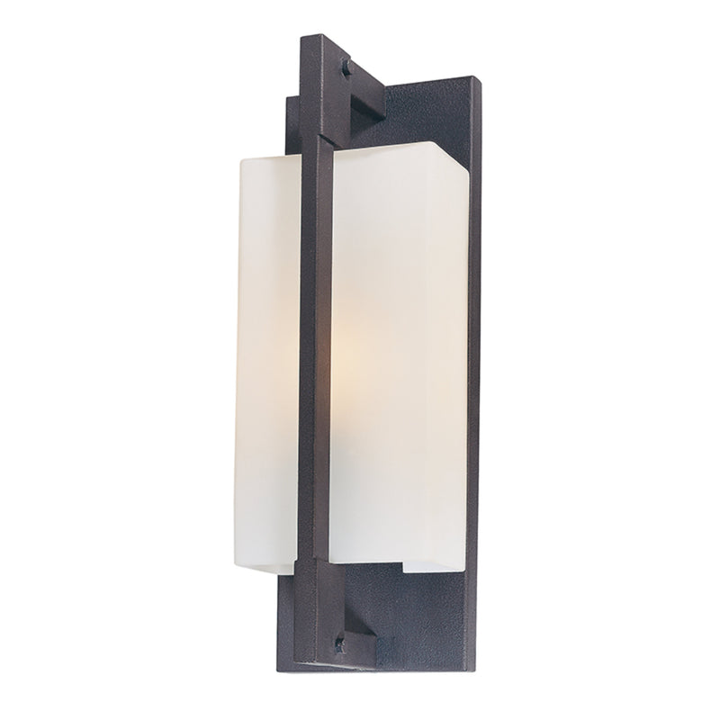 Troy Lighting B4017FI Blade 1lt Wall Bracket Small in Hand-Worked Iron