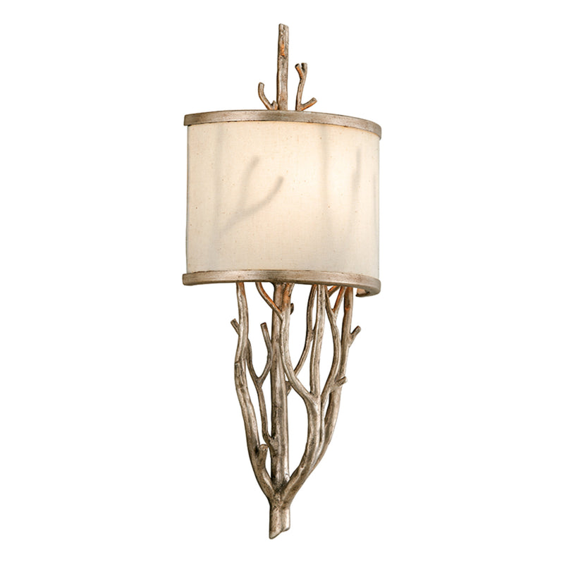 Troy Lighting B4101 Whitman 1lt Wall Sconce in Hand-Worked Iron
