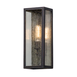 Troy Lighting B5102 Dixon 1lt Wall Lantern Medium in Solid Aluminum