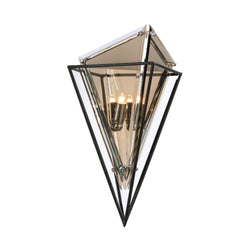Troy Lighting B5321 Epic 2lt Wall Sconce in Hand-Worked Iron