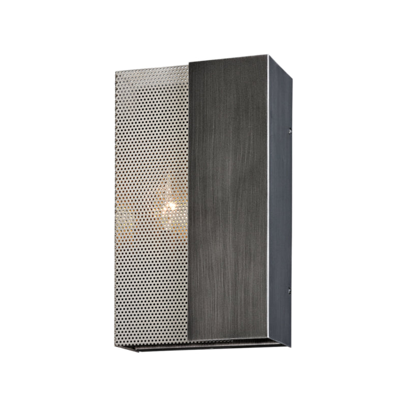 Troy Lighting B6042 Impression 2lt Wall in Hand-Worked Iron