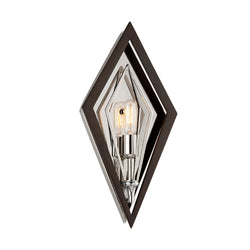 Troy Lighting B6141 Javelin 1lt Wall Sconce in Hand-Worked Iron