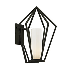 Troy Lighting B6343 Whitley Heights 1lt Wall in Hand-Worked Iron
