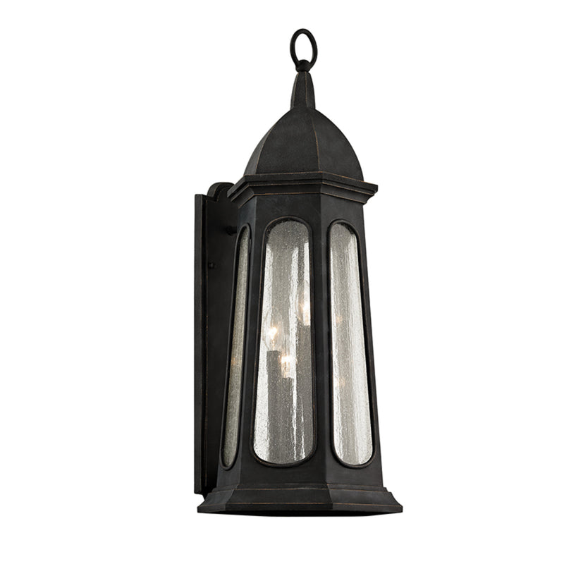 Troy Lighting B6363 Astor 4lt Wall in Solid Aluminum