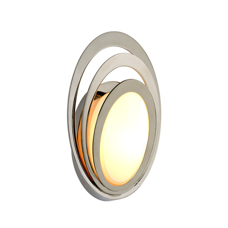 Troy Lighting B6501 Stratus 1lt Wall in Stainless Steel