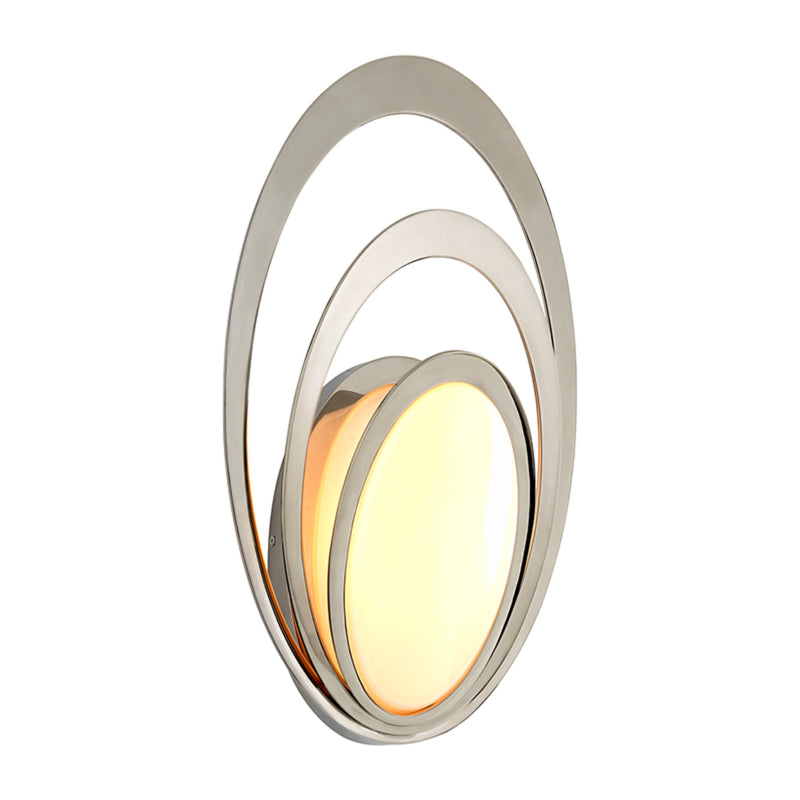 Troy Lighting B6503 Stratus 1lt Wall in Stainless Steel