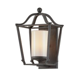 Troy Lighting B6851 Princeton 1lt Wall in Hand-Worked Iron