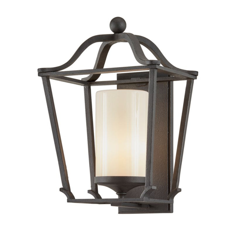 Troy Lighting B6853 Princeton 1lt Wall in Hand-Worked Iron