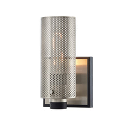 Troy Lighting B7111 Pilsen 1lt Wall Sconce in Hand-Worked Iron