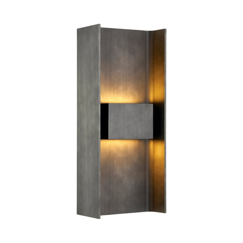 Troy Lighting B7292 Scotsman 2lt Wall in Hand-Crafted Aluminum