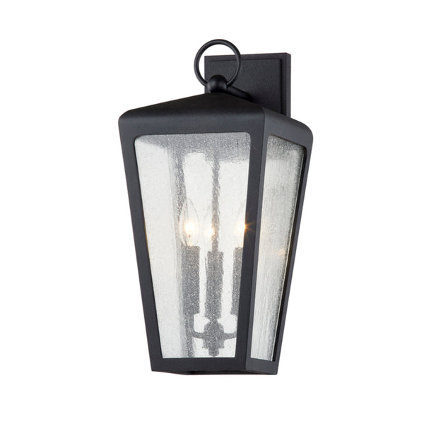Troy Lighting B7602 Mariden 3lt Wall in Hand-Crafted Aluminum