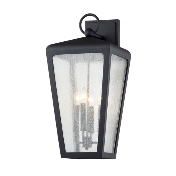 Troy Lighting B7603 Mariden 4lt Wall in Hand-Crafted Aluminum