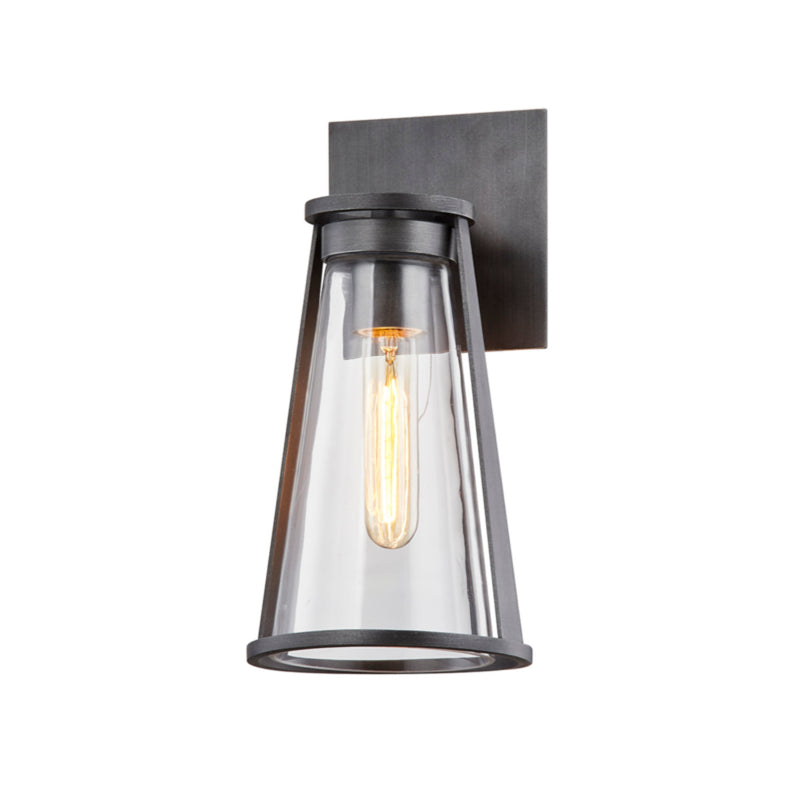 Troy Lighting B7611 Prospect 1lt Wall in Hand-Crafted Aluminum