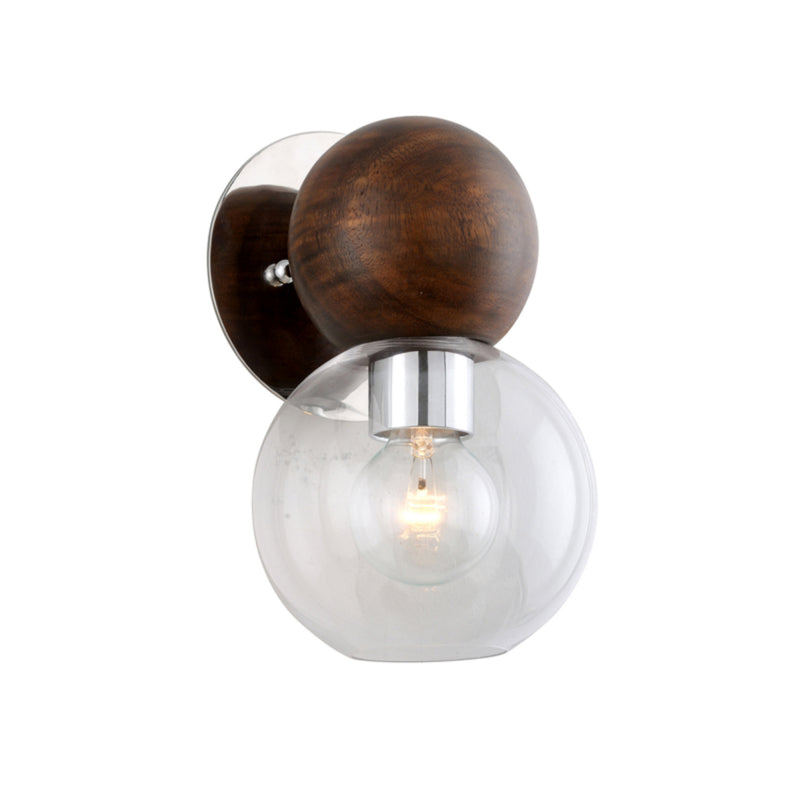 Troy Lighting B7671 Arlo 1lt Wall Sconce in Stainless Steel