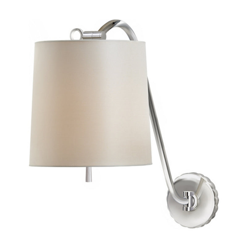 Visual Comfort BBL 2010PN-S Barbara Barry Understudy Sconce in Polished Nickel