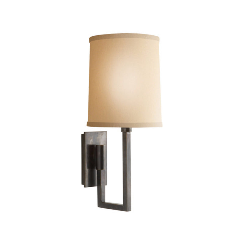 Visual Comfort BBL 2027BZ-L Barbara Barry Aspect Library Sconce in Bronze