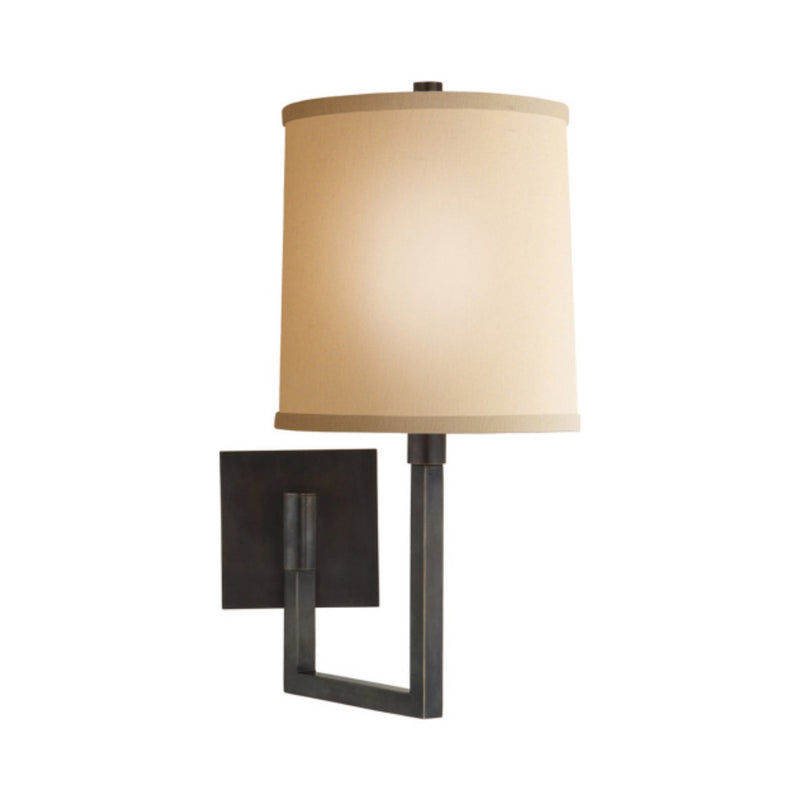 Visual Comfort BBL 2028BZ-L Barbara Barry Aspect Small Articulating Sconce in Bronze