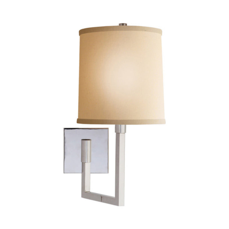 Visual Comfort BBL 2028PN-L Barbara Barry Aspect Small Articulating Sconce in Polished Nickel