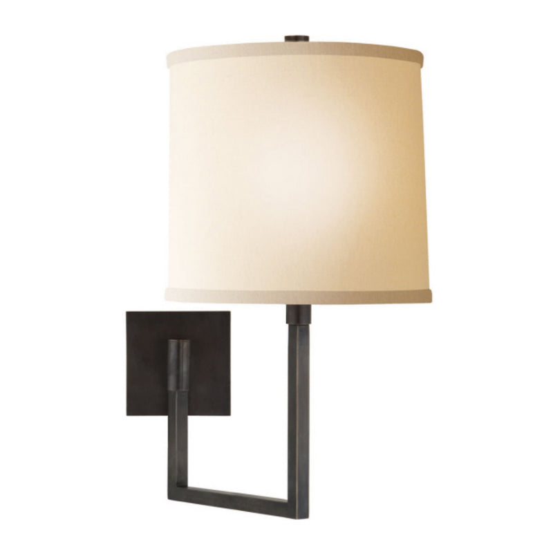 Visual Comfort BBL 2029BZ-L Barbara Barry Aspect Large Articulating Sconce in Bronze