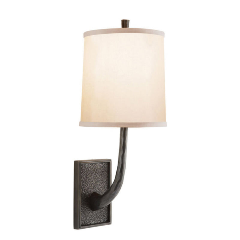 Visual Comfort BBL 2030BZ-S Barbara Barry Lyric Branch Sconce in Bronze