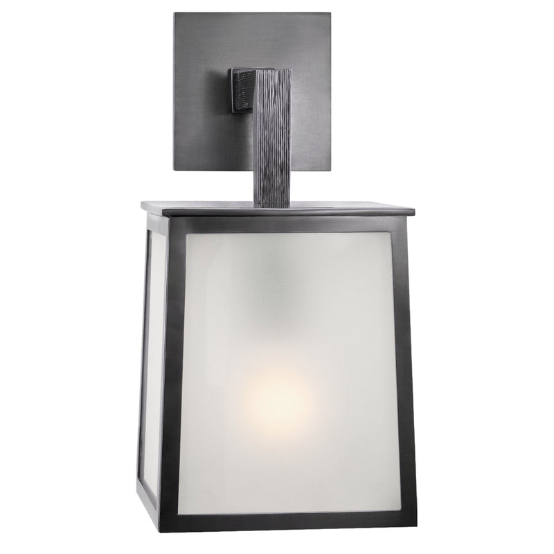 Visual Comfort BBL 2070BZ-FG Barbara Barry Ojai Small Sconce in Bronze