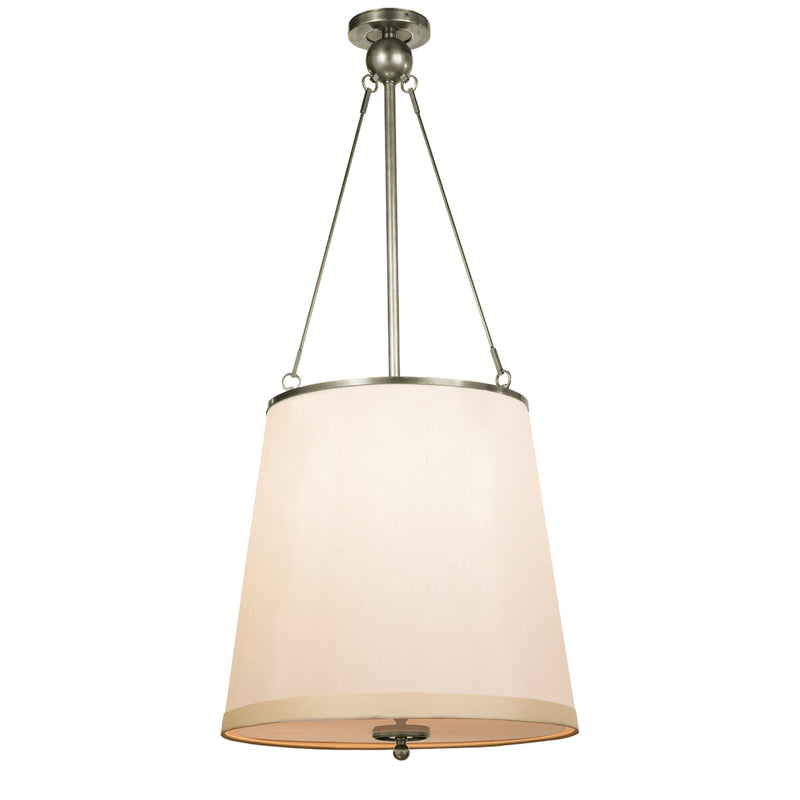 Visual Comfort BBL 5023PWT-S Barbara Barry Westport Hanging Shade in Pewter